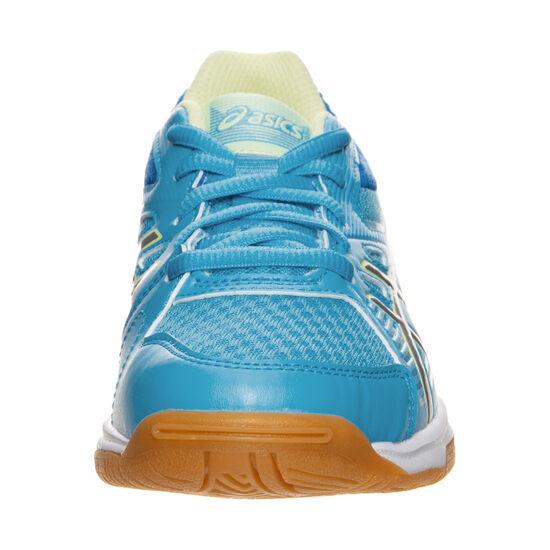 UPCOURT 3 GS Handballschuh Kinder, blau, zoom bei OUTFITTER Online