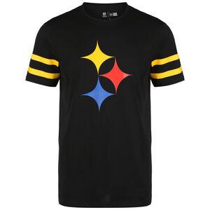 NFL Pittsburgh Steelers Elements T-Shirt Herren, schwarz / gelb, zoom bei OUTFITTER Online