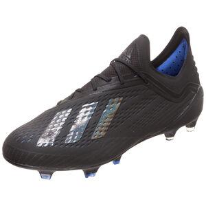 online store e08a1 fb698 X 18.1 FG Fußballschuh Herren, schwarz  blau, zoom bei OUTFITTER Online