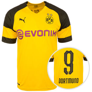 Borussia Dortmund Trikot Home Alcacer 2018/2019 Herren, Gelb, zoom bei OUTFITTER Online