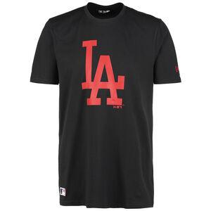 MLB Los Angeles Dodgers Seasonal Team Logo T-Shirt Herren, dunkelblau / rot, zoom bei OUTFITTER Online