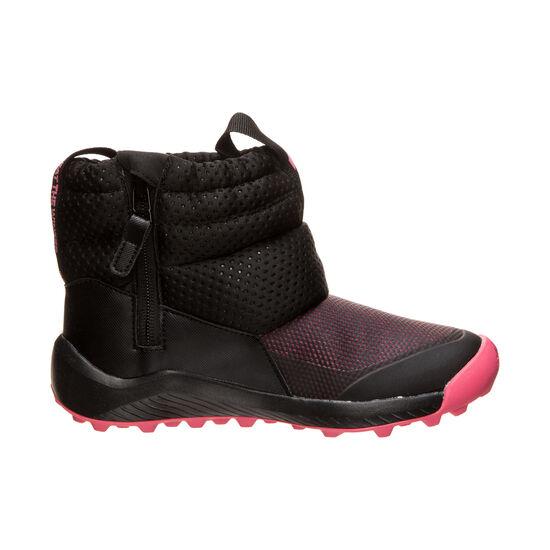 Rapida Snow Boots Kinder, schwarz / pink, zoom bei OUTFITTER Online