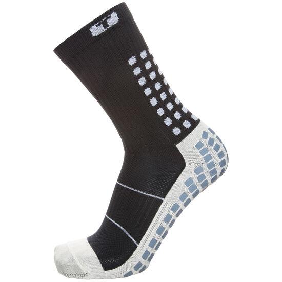 Mid-Calf Thin Socken Herren, Schwarz, zoom bei OUTFITTER Online