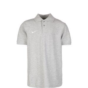 Core Poloshirt Kinder, grau / weiß, zoom bei OUTFITTER Online