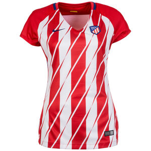 Atletico Madrid Stadium Trikot Home 2017/2018 Damen, Rot, zoom bei OUTFITTER Online