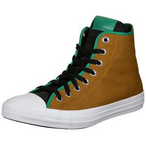 Chuck Taylor All Star Digital Terrain High Sneaker, braun / grün, zoom bei OUTFITTER Online