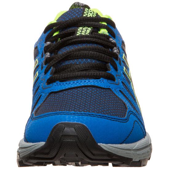 GEL-VENTURE 7 GS Trail Laufschuh Kinder, schwarz / blau, zoom bei OUTFITTER Online