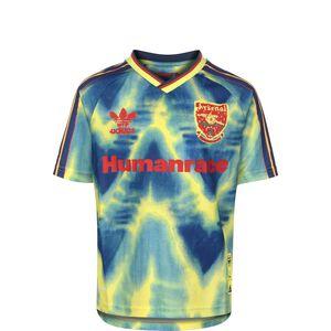 FC Arsenal Human Race FC Trikot Kinder, gelb / blau, zoom bei OUTFITTER Online