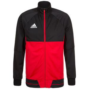 Tiro 17 Trainingsjacke Herren, schwarz / rot, zoom bei OUTFITTER Online