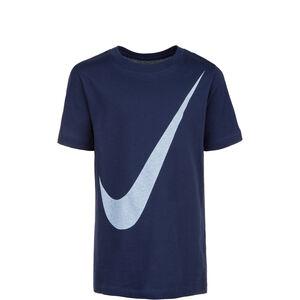 AV 1 T-Shirt Kinder, dunkelblau / weiß, zoom bei OUTFITTER Online