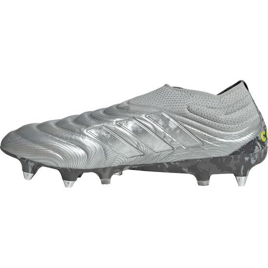 Copa 20+ SG Fußballschuh Herren, silber / neongelb, zoom bei OUTFITTER Online