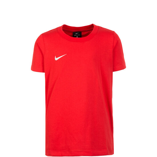 Club19 TM Trainingsshirt Kinder, rot / weiß, zoom bei OUTFITTER Online