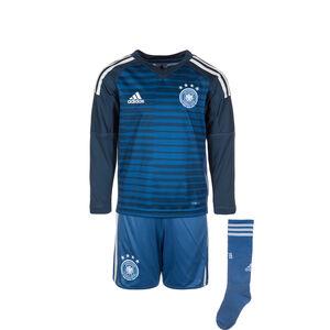 DFB Torwart Minikit Home WM 2018 Kleinkinder, Blau, zoom bei OUTFITTER Online