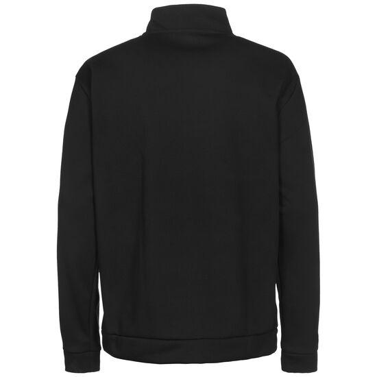 Workout Ready Sweatshirt Herren, schwarz / weiß, zoom bei OUTFITTER Online