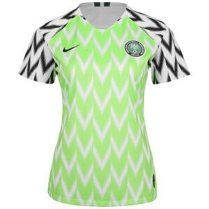 Nigeria Trikot Home Stadium WM 2019 Damen, grün / weiß, zoom bei OUTFITTER Online