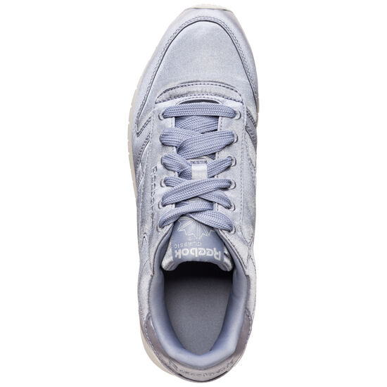Classic Leather Satin Sneaker Damen, Lila, zoom bei OUTFITTER Online