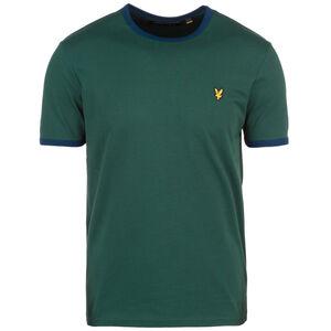 Ringer T-Shirt Herren, grün, zoom bei OUTFITTER Online