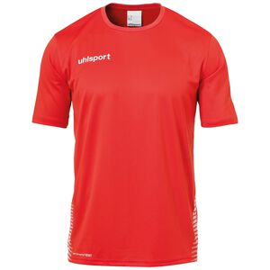 Score Trainingsshirt Herren, rot / weiß, zoom bei OUTFITTER Online