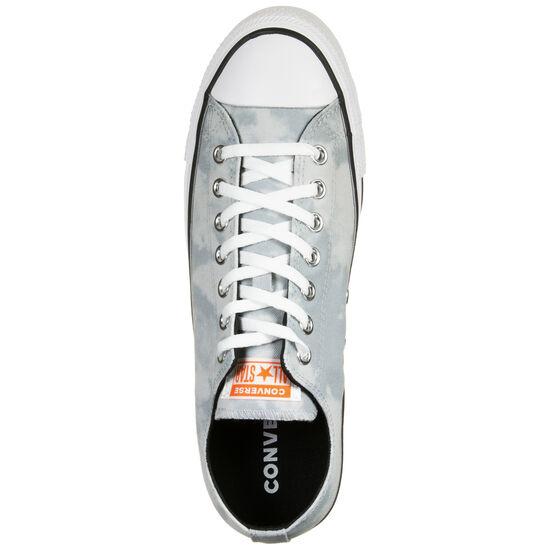 Chuck Taylor All Star OX Sneaker, weiß / schwarz, zoom bei OUTFITTER Online