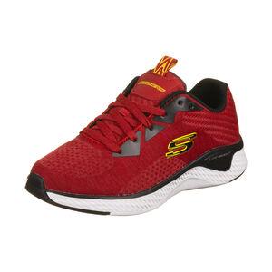 Solar Fuse Kryzik Sneaker Kinder, rot / schwarz, zoom bei OUTFITTER Online