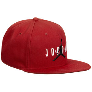 Pro Air Snapback Cap, rot / schwarz, zoom bei OUTFITTER Online