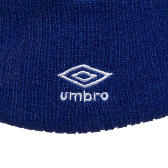FC Schalke 04 Two Colour Striped Beanie, , zoom bei OUTFITTER Online