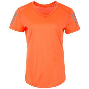 Own The Run Laufshirt Damen, orange, zoom bei OUTFITTER Online