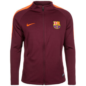 FC Barcelona Dry Strike Trainingsjacke Herren, Rot, zoom bei OUTFITTER Online