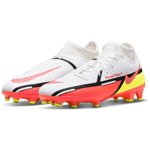 Phantom GT2 Academy DF MG Fußballschuh Herren, weiß / rot, zoom bei OUTFITTER Online