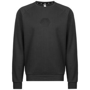 Tango Logo Sweatshirt Herren, grau, zoom bei OUTFITTER Online