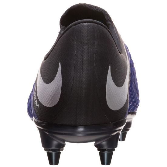 Hypervenom Phantom III Elite SG-Pro AC Fußballschuh Herren, blau / silber, zoom bei OUTFITTER Online