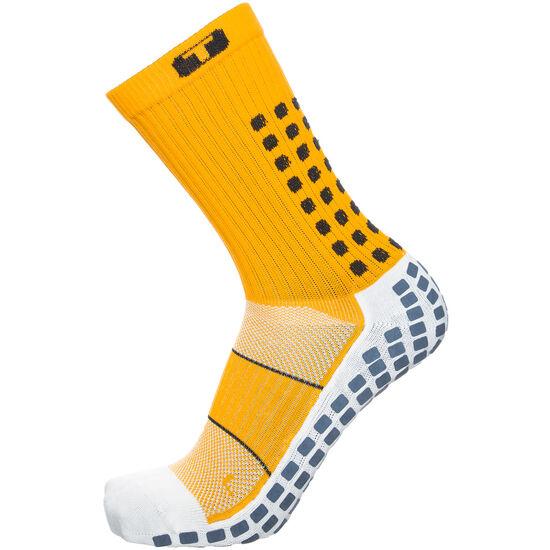 Mid-Calf Thin Socken Herren, Gelb, zoom bei OUTFITTER Online