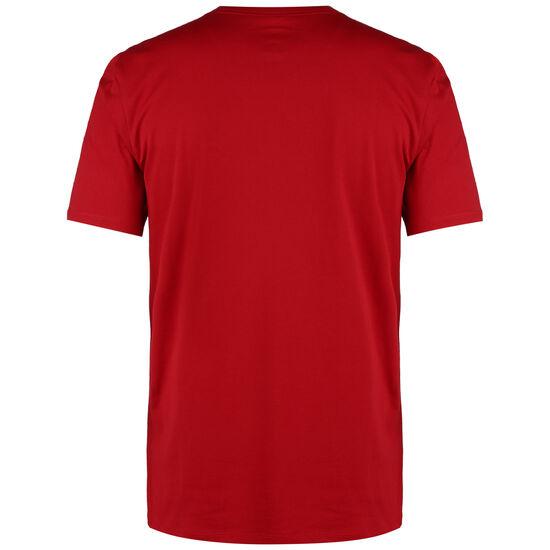 Jumpman T-Shirt Herren, rot / schwarz, zoom bei OUTFITTER Online