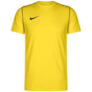 Park 20 Dry Trainingsshirt Herren, gelb / schwarz, zoom bei OUTFITTER Online