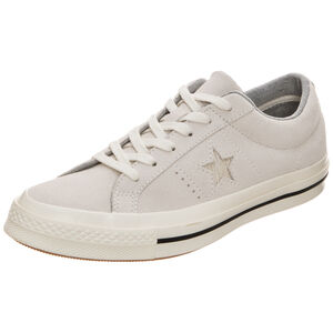 Cons One Star Precious Metal Ox Sneaker Damen, Grau, zoom bei OUTFITTER Online