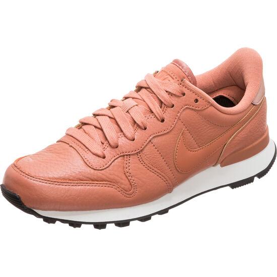 Internationalist Premium Sneaker Damen, lachs / weiß, zoom bei OUTFITTER Online