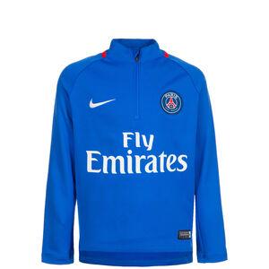 Paris St.-Germain Dry Squad Trainingssweat Kinder, Blau, zoom bei OUTFITTER Online