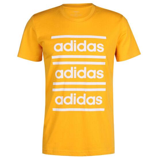 Celebrate the 90s T-Shirt Herren, dunkelgelb / weiß, zoom bei OUTFITTER Online