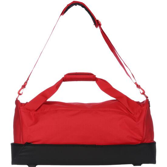 Academy Team Sporttasche Large, rot / weiß, zoom bei OUTFITTER Online
