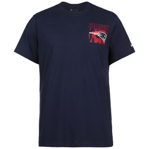 NFL Cotton Facility New England Patriots T-Shirt Herren, dunkelblau / rot, zoom bei OUTFITTER Online