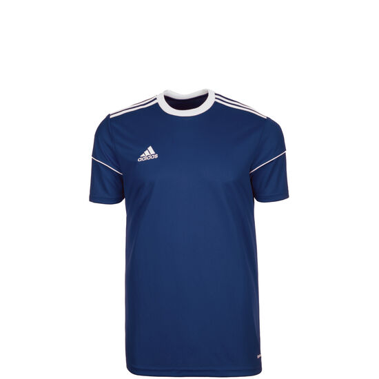 Squadra 17 Fußballtrikot Kinder, dunkelblau / weiß, zoom bei OUTFITTER Online