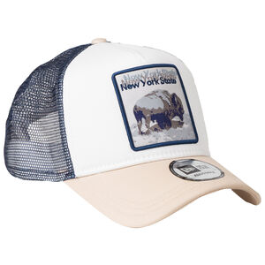 9Forty New York State Bison Trucker Cap, , zoom bei OUTFITTER Online