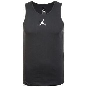 Jordan Rise Basketball Tank, schwarz / weiß, zoom bei OUTFITTER Online