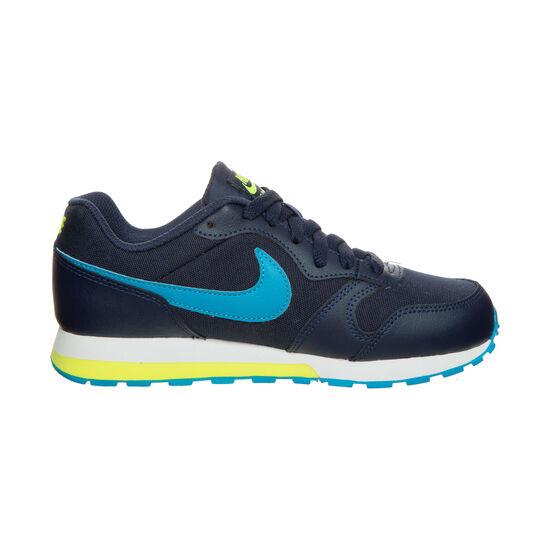 MD Runner 2 Sneaker Kinder, dunkelblau / türkis, zoom bei OUTFITTER Online