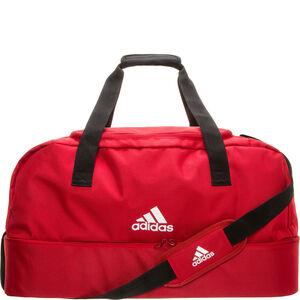 Tiro Bottom Compartment Large Fußballtasche, rot / weiß, zoom bei OUTFITTER Online