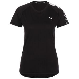 Logo Raglan Trainingsshirt Damen, schwarz, zoom bei OUTFITTER Online