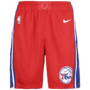 NBA Philadelphia 76ers Icon Edition Swingman Short Herren, rot / blau, zoom bei OUTFITTER Online