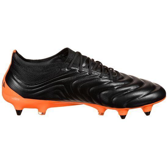 Copa 20.1 SG Fußballschuh Herren, schwarz / orange, zoom bei OUTFITTER Online