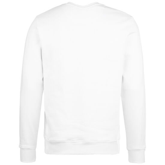 Crew Neck Sweatshirt Herren, weiß, zoom bei OUTFITTER Online