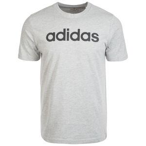 Essentials Linear Logo Trainingsshirt Herren, grau / schwarz, zoom bei OUTFITTER Online
